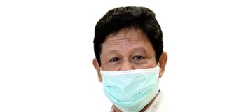 Gubernur Kepulauan Riau (Kepri) H Isdianto