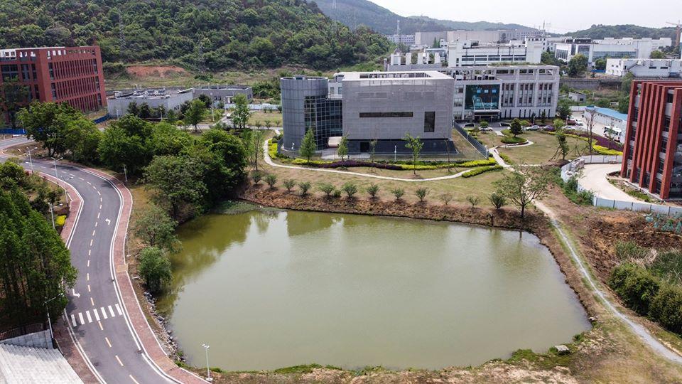 Laboratorium milik Institut Virologi Wuhan kembali menjadi sorotan setelah Trump menuding fasilitas itu sebagai biang kerok pandemi.Laboratorium ini memiliki kolakssi 1.500 jenis virus berbahaya. (Foto: FB)