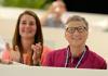 Melinda Gates dan Bill Gates. (Foto: Kevork Djansezian/Getty via businessinsider)