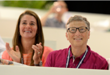 Melinda Gates dan Bill Gates. (Foto: Kevork Djansezian/Getty via businessinsider)