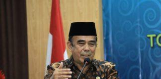 Menteri Agama Fachrul Razi (Foto: Kemenang)