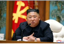 Pemimpin Korea Utara Kim Jong Un (Foto Reuters)