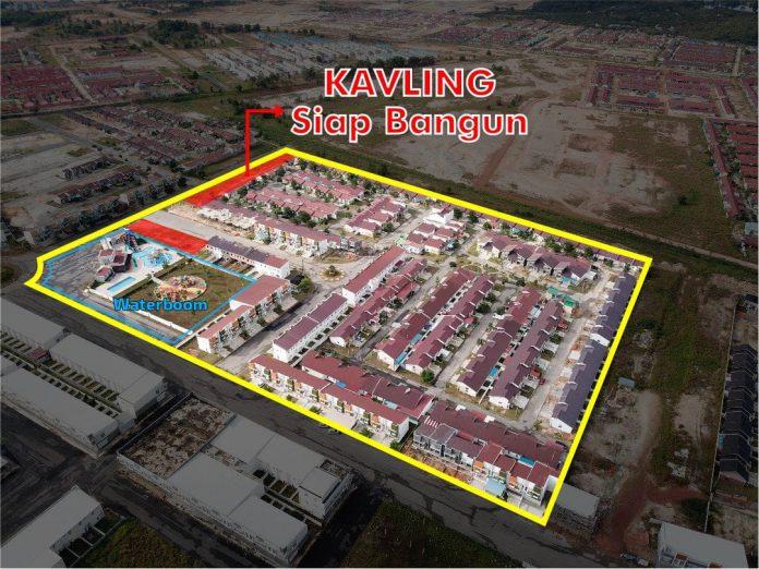 Kavling Siap Bangun Dreamland 2 salah satu proyek yang dikembangkan oleh PT Putera Karyasindo Prakarsa (PKP) di kawasan Marina, Batu Aji, Kota Batam.
