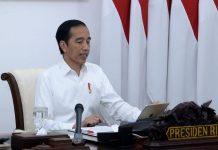 Presiden Joko Widodo (Foto: Humas Setneg