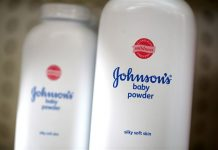 Bedak Johnson&Johnson (Foto: NBCNews)