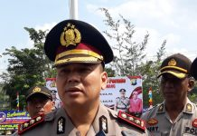 Kapolres Tanjungpinang AKBP Muhammad Iqbal (Suryakepri.com/Muhammad Bunga Ashab)