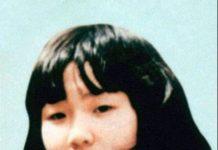 Megumi Yokota hilang pada 1977 ketika dia berusia 13 tahun.