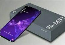 Samsung Galaxy M51 (Foto: Youtube)