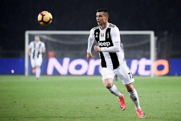 Penyerang Juventus Cristiano Ronaldo (Foto: Juventus/Twiter)