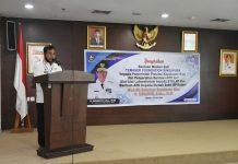 Ketua Harian Gugus Tugas Percepatan Penanganan Covid-19 Kepri, DR TS Arif Fadillah menjelaskan media sosial memegang peranan penting