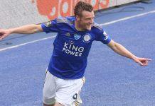 Striker Leicester City Jamie Vardy. (Foto: Premierleague.com)