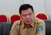 Kepala Dinas Kesehatan Provinsi Kepri Tjetjep Yudiana (Suryakepri.com/Muhammad Bunga Ashab)