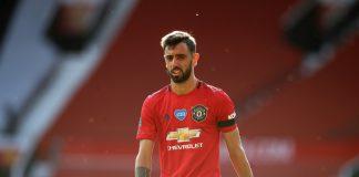 Bruno Fernandes. Kedatangan pemain Portugal ini pada bulan Januari menjadi jimat bagi Manchester United.(Foto: Getty via talkSPORT)