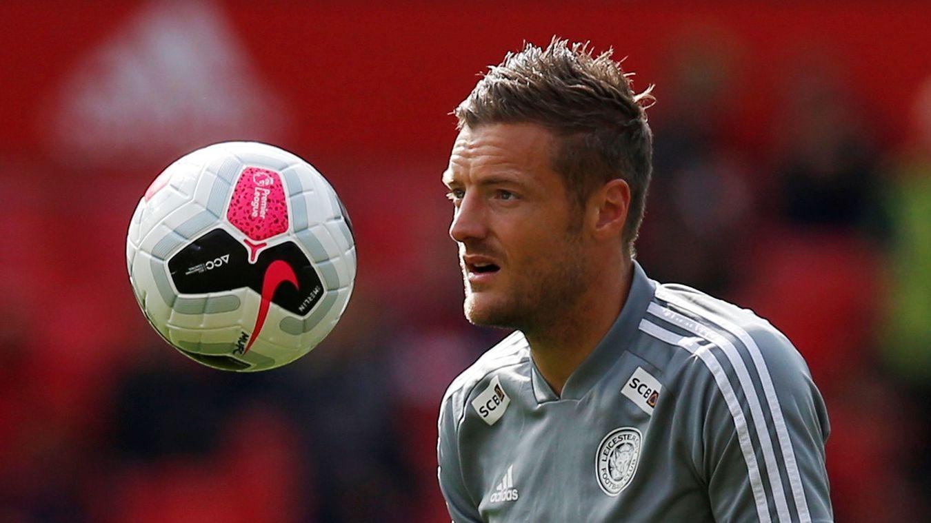 Jamie Vardy, juru gedor Leicester City yang saat ini memimpin daftar top skor Liga Premier Inggris 2019/2020 dengan  23 gol. (Foto: Premierleague.com)