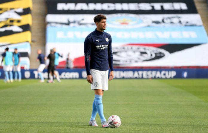 John Stones bisa jadi mencari jalan keluar dari Manchester City. ( Foto dari TALKSport)