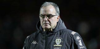 Manajer Leeds United, Marcelo Bielsa.