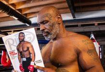 Mike Tyson (Foto dari talkSPORT)