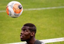 Paul Pogba diperkirakan akan kembali tandemi dengan Bruno Fernandes di lini tengah Manchester United saat melawat ke kandang Leicester City. (Foto: Twitter Manutd)ke