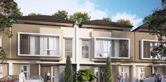 rumah proyek King Selebriti type 100