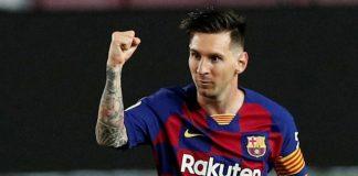 Lionel Messi. (Foto dari Sportsmole)