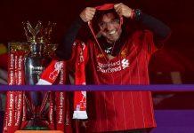 Manajer Liverpool Jurgen Klopp terpilih sebagai Manager of the Year Liga Inggris. (Foto dari Livescore)