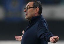 Pelatih Juventus Maurizio Sarri. (Foto dari Livescore)