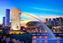 Penerimaan Singapura dari sektor pariwisata turun sebesar 39 persen tahun-ke-tahun (yoy) menjadi S $ 4 miliar (Rp42.4 triliun - asumsi Kurs Rp10,612 rupiah/dollar Sin)pada kuartal pertama 2020.
