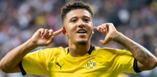 Jadon Sancho menjalani musim yang menakjubkan bersama Dortmund