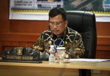 Sekdaprov H TS Arif Fadillah