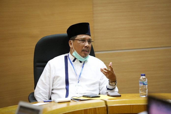 Sekdaprov Kepri Arif Fadillah