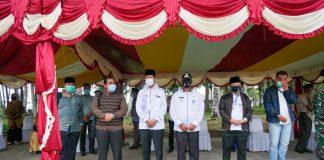 Gubernur Kepri Isdianto dan rombongan di Pulau Midai Natuna