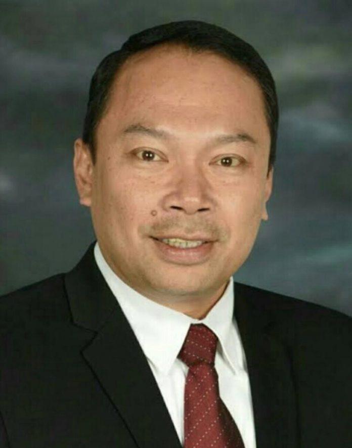 Rivan A Purwantono..Direktur Utama Bank Bukopin.
