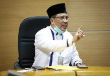 Ketua Harian Tim Gugus Tugas Pengendalian dan Penanganan Covid19 Kepri H TS Arif Fadillah