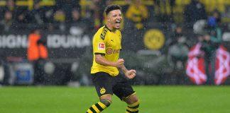 Jadon Sancho dari Borussia Dortmund (Gambar: TF-Images / Getty Images via MEN Sport)