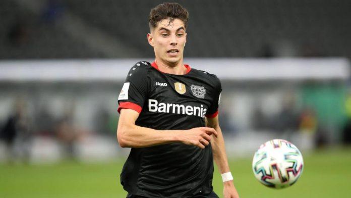 Gelandang serang Bayer Leverkusen Kay Havertz. (Foto: Bild)