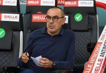 Maurizio Sarri dipecat oleh Juventus setelah Bianconeri gagal di Babak 16 Besar Liga Champions 2019-2020. (Foto dari Calciomercato)