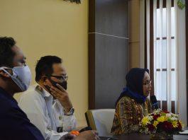 Metode Wolbachia sukses turunkan 77 persen kasus demam berdarah dengue (DBD) di Kota Yogyakarta, kata Peneliti Utama WMP Yogyakarta, Prof. Adi Utarini di kampus UGM, Rabu (26/8/2020). (Foto: jogjakota)
