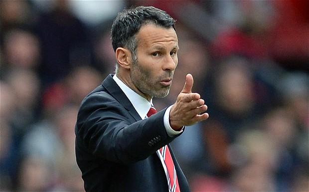 Ryan Giggs, legenda Manchester United dan manajer Timnas Wales.