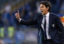 Simone Inzaghi, kandidat pengganti Maurizio Sarri sebagai pelatih Juventus. Inzaghi saat ini adalah pelatih Lazio,