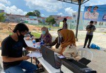 Layanan Pembayaran PBB-P2 di Fasum Perumahan Anggrek Sari