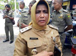 Plt Wali Kota Tanjungpinang Rahma (Suryakepri.com/Muhammad Bunga Ashab)