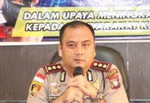 Kapolres Lingga AKBP Boy Herlambang (Suryakepri.com)
