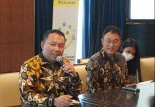 Rivan A Purwantono Direktur Utama Bank Bukopin