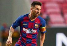 Dua klub top telah menghubungi Jorge Messi, ayah dan penasihat Lionel Messi untuk membawanya keluar dari Barcelona. (Foto dari Blid)