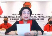 Ketua Umum DPP PDI-Perjuangan Hj Megawati Soekarnoputri.(suryakepri.com/ist)