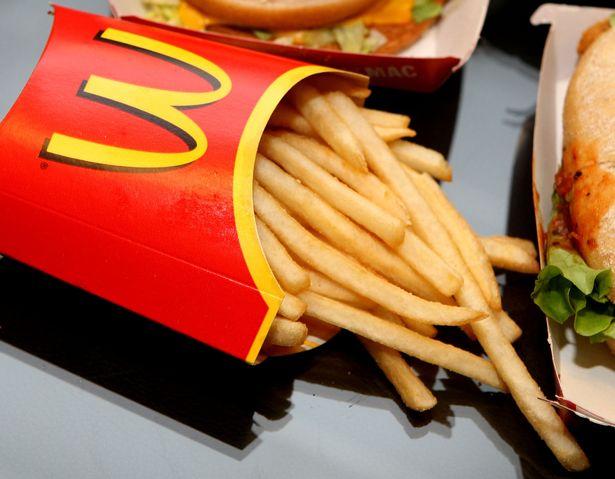 Kentang Goreng McDonald's (Foto: Mirror)