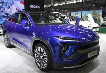 Kendaraan listrik di Pameran Konservasi Energi dan Mobil Energi Baru Internasional (Hefei) 2020 di Hefei, Provinsi Anhui, Tiongkok timur, 5 September 2020. (Xinhua / Zhang Duan)