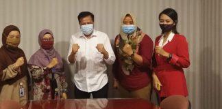 Calon Walikota Batam Dr Ir Lukita Dinarsyah Tuwo MA