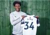 Fulham memperkenalkan pemain baru mereka, Ola Aina (23) yang dipinjam dari klub Serie A Torino dengan opsi pembelian permanen. (Foto: Fulhamfc)