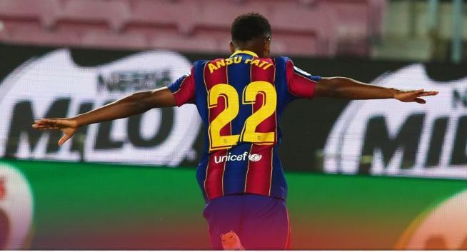 Barcelona Sudah Punya Pesulap Baru Villareal Pusing Hadapi Dua Messi Sekaligus Surya Kepri